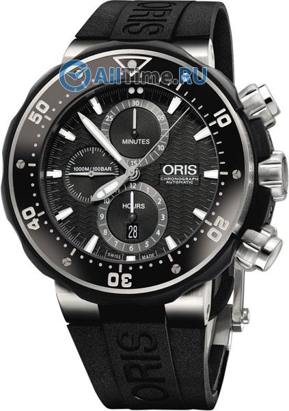 Мужские часы Oris 774-7683-71-54-set мужские часы oris 643 7654 71 85rs