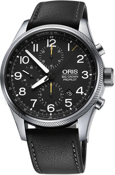 Мужские часы Oris 774-7699-41-34LS oris 658