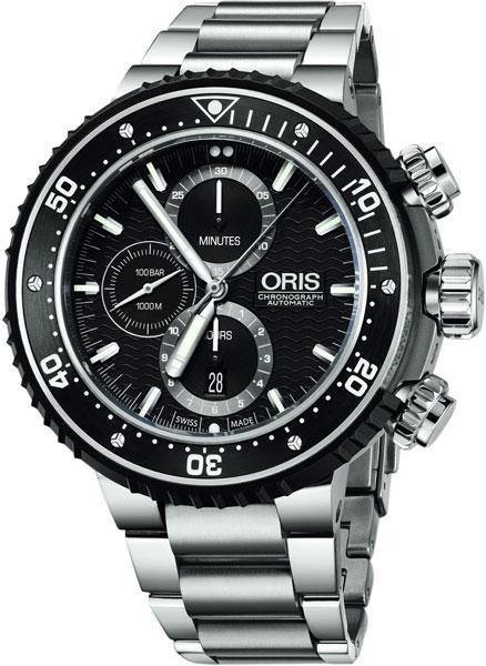 Мужские часы Oris 774-7727-71-54-set мужские часы oris 677 7619 41 54 set