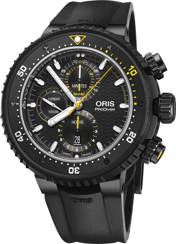 Мужские часы Oris 774-7727-77-84RS