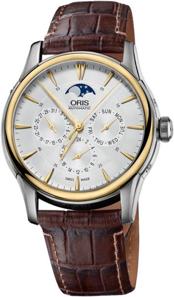 Мужские часы Oris 781-7703-43-51LS