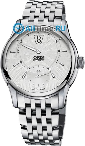 Купить Наручные часы 917-7702-40-51MB  Мужские наручные швейцарские часы в коллекции Artelier Oris