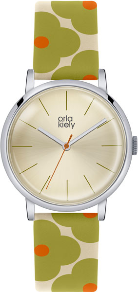 Женские часы Orla Kiely OK2035 женские часы слава 6089119 2035