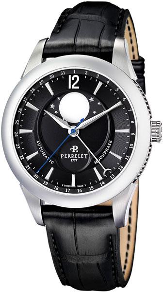 Мужские часы Perrelet A1039/7 perrelet a1073 7