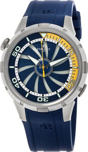 Мужские часы Perrelet A1066/3 perrelet turbine a1051 a