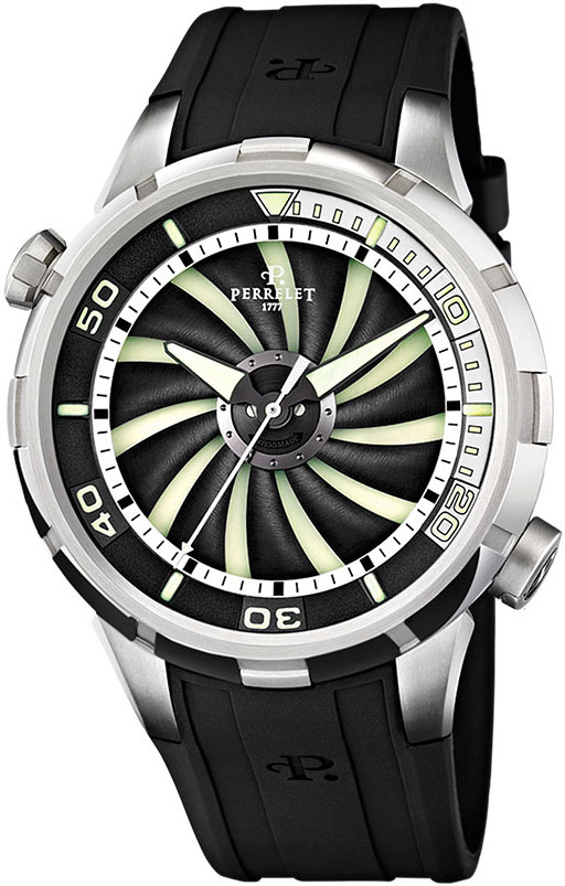 Мужские часы Perrelet A1067/1 мужские часы perrelet a1051 11