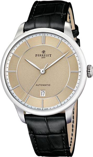 Мужские часы Perrelet A1073/6 perrelet classic a2049 1a