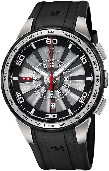 Мужские часы Perrelet A1074/2 цена в Москве и Питере