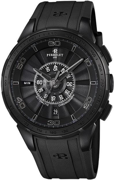 Мужские часы Perrelet A1079/1 perrelet turbine a1051 a