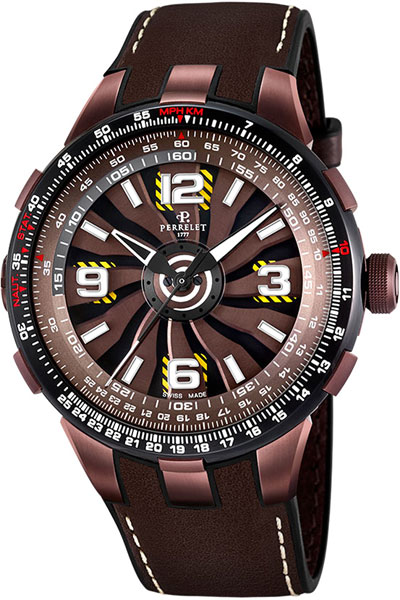 Мужские часы Perrelet A1094/1A цена в Москве и Питере