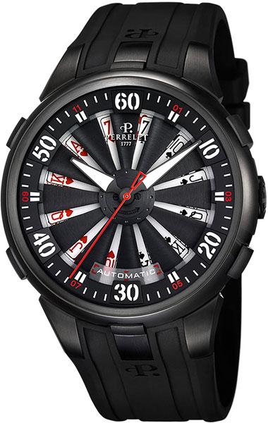 Мужские часы Perrelet A4052/1 мужские часы perrelet a1051 11
