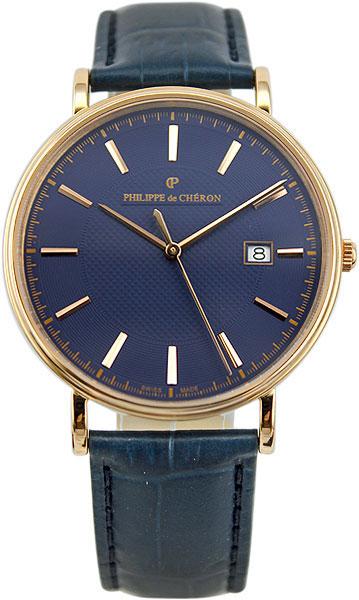 Мужские часы Philippe de Cheron 1004.1265N