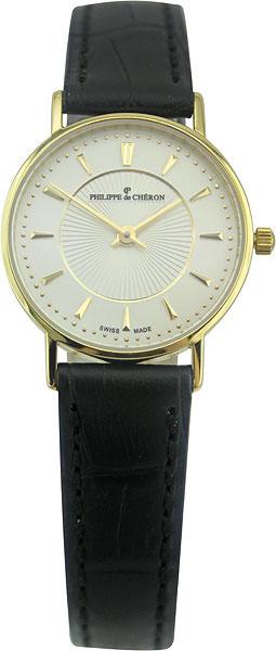Женские часы Philippe de Cheron 3005.1212N philippe de cheron 5002 1218n philippe de cheron