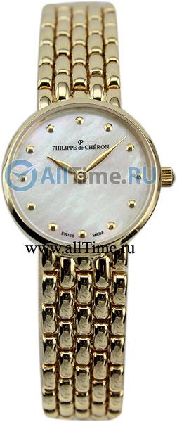 Женские часы Philippe de Cheron 5001.1213N philippe de cheron 5002 1218n philippe de cheron