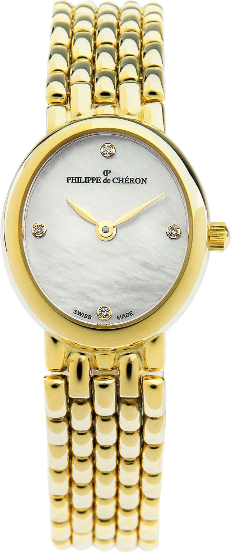Женские часы Philippe de Cheron 5002.1218N