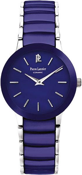 цена Женские часы Pierre Lannier 005L666 онлайн в 2017 году