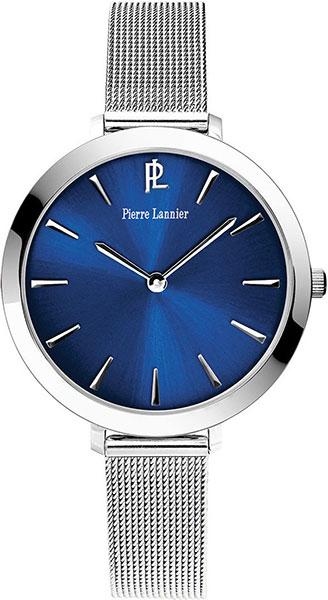 цена Женские часы Pierre Lannier 017D668 онлайн в 2017 году