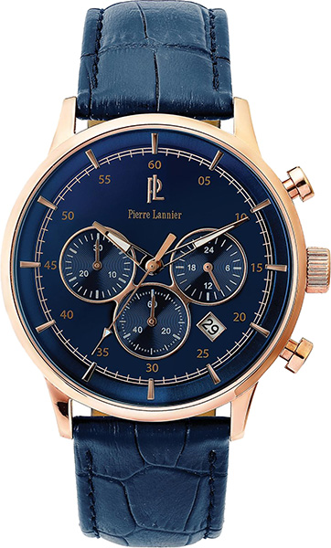 Мужские часы Pierre Lannier 225D466 часы pierre lannier мужские