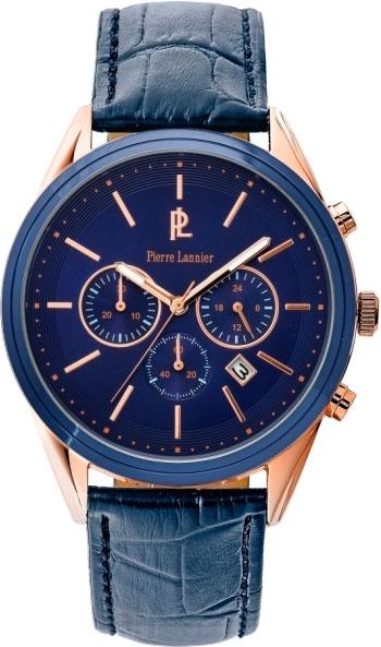 где купить Мужские часы Pierre Lannier 265F466 по лучшей цене