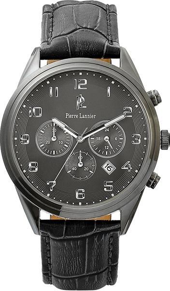 где купить Мужские часы Pierre Lannier 266C489 по лучшей цене