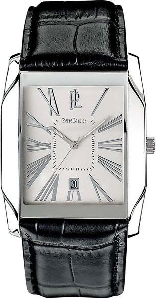 где купить Мужские часы Pierre Lannier 283A123 по лучшей цене