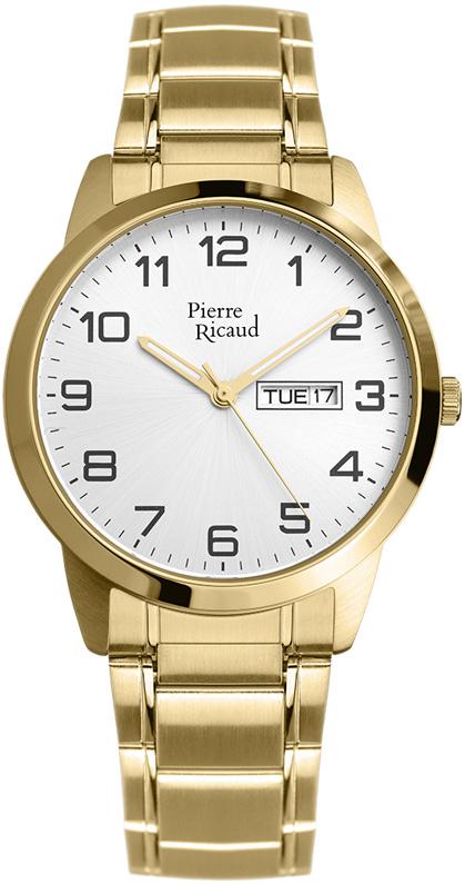 Мужские часы Pierre Ricaud P15477.1123Q
