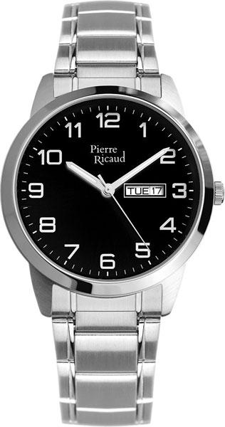 Мужские часы Pierre Ricaud P15477.5124Q цена и фото