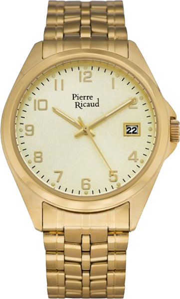 Мужские часы Pierre Ricaud P15827.1121Q