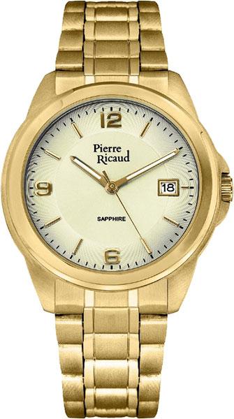 где купить Мужские часы Pierre Ricaud P15829.1151Q по лучшей цене