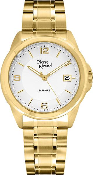 где купить Мужские часы Pierre Ricaud P15829.1153Q по лучшей цене