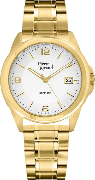 Мужские часы Pierre Ricaud P15829.1153Q мужские часы pierre ricaud p91082 b114q
