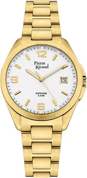 где купить Мужские часы Pierre Ricaud P15959.1152Q по лучшей цене