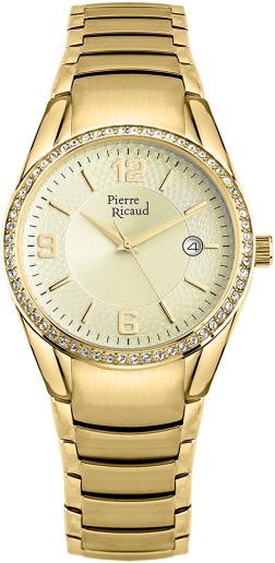 Женские часы Pierre Ricaud P21032.1151QZ