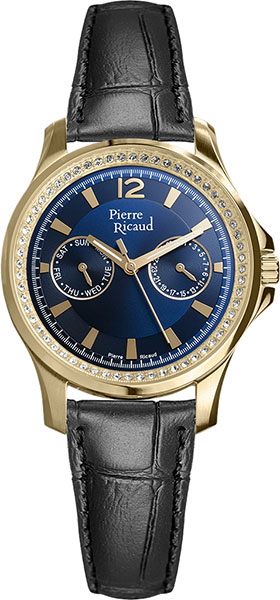 Женские часы Pierre Ricaud P21049.1255QFZ2