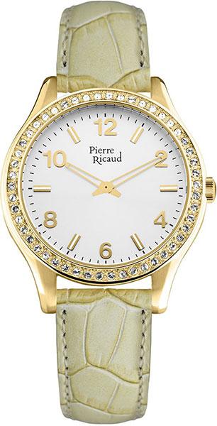 купить Женские часы Pierre Ricaud P21068.1253QZ по цене 6800 рублей
