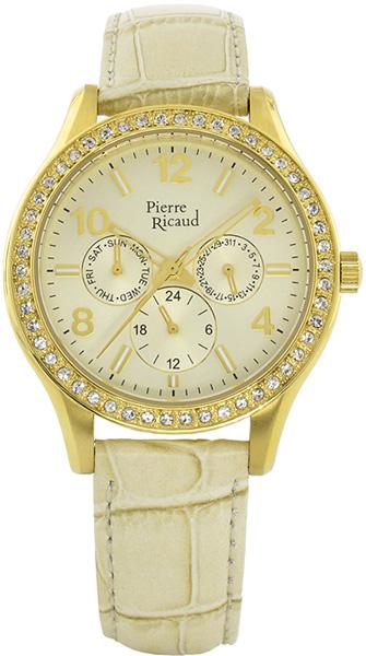 где купить  Женские часы Pierre Ricaud P21069.1251QFZ  по лучшей цене