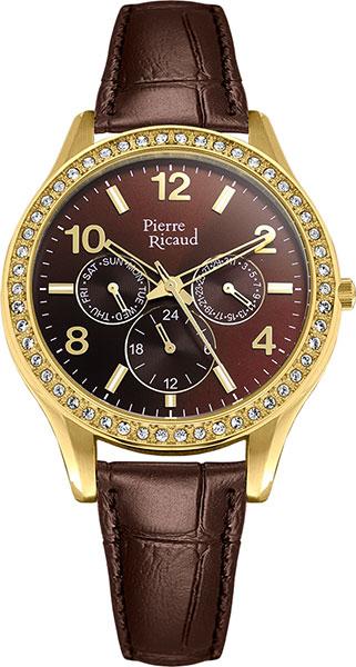 Женские часы Pierre Ricaud P21069.1B5GQFZ