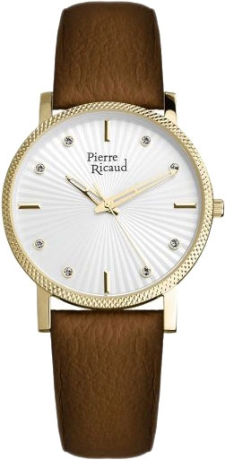 Женские часы Pierre Ricaud P21072.1293Q галстуки pierre lauren галст��к