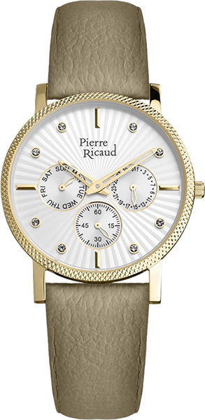 Женские часы Pierre Ricaud P21072.1293QF
