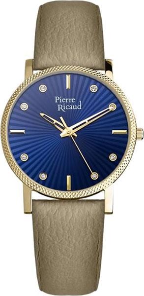 Женские часы Pierre Ricaud P21072.1295Q женские часы pierre ricaud p22008 1173q
