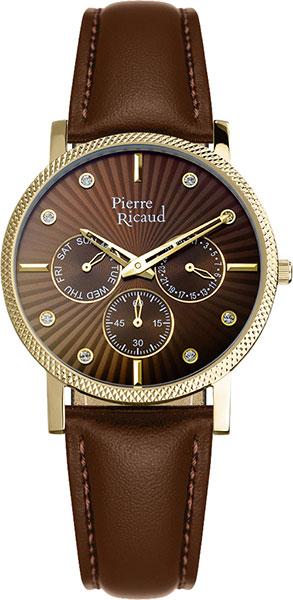 Женские часы Pierre Ricaud P21072.1B9GQF