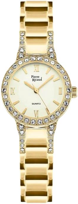 Женские часы Pierre Ricaud P21074.1161QZ женские часы pierre ricaud p22008 1173q
