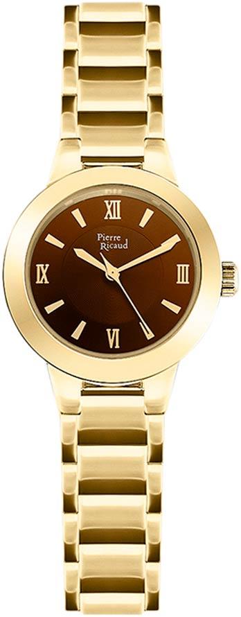 лучшая цена Женские часы Pierre Ricaud P21080.116GQ