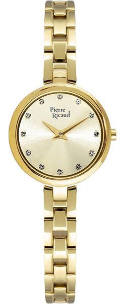 где купить  Женские часы Pierre Ricaud P22013.1141Q  по лучшей цене