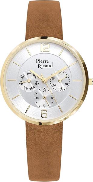 где купить Женские часы Pierre Ricaud P22023.1253QF по лучшей цене