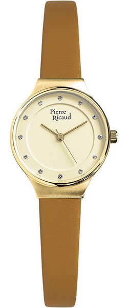 где купить  Женские часы Pierre Ricaud P22024.1241Q  по лучшей цене