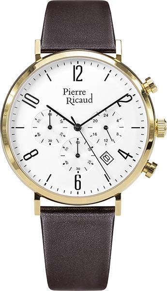Мужские часы Pierre Ricaud P22027.1252CH