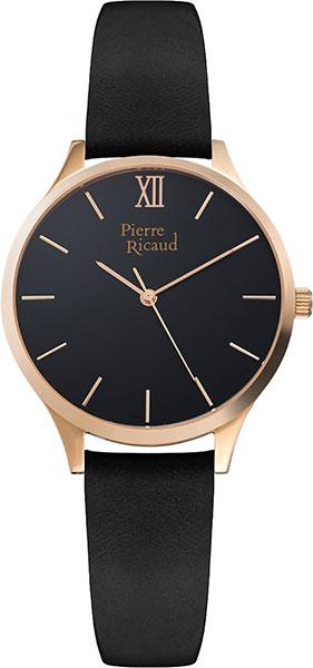 Женские часы Pierre Ricaud P22033.9264Q мужские часы pierre ricaud p91082 b114q