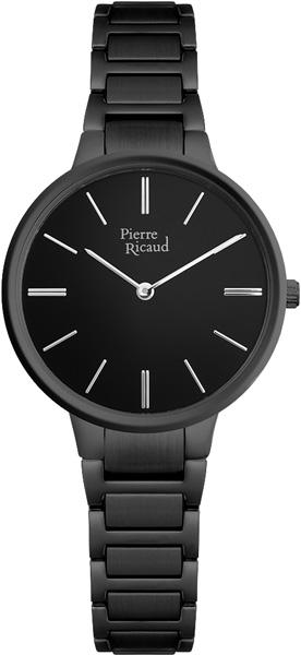 Женские часы Pierre Ricaud P22034.B114Q мужские часы pierre ricaud p91082 b114q