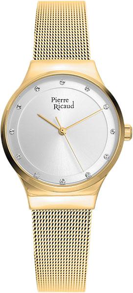 Женские часы Pierre Ricaud P22038.1143Q мужские часы pierre ricaud p91082 b114q